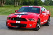2012 Ford Mustang Shelby GT 500