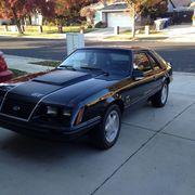 1983 Ford Mustang GT 3-door