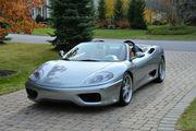 2002 Ferrari 360Spider Convertible 2-Door